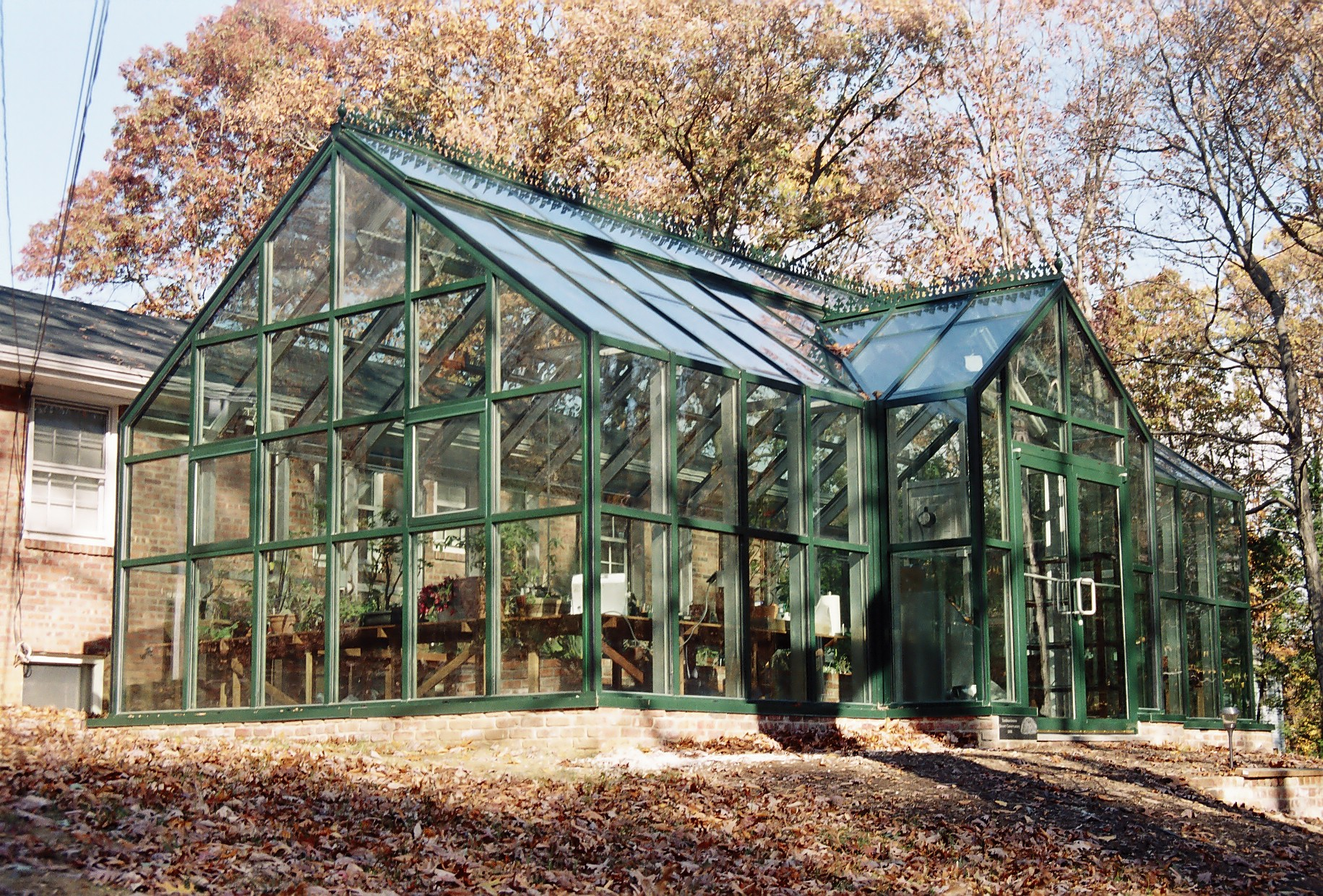 Luxury Conservatory Greenhouse Quotes