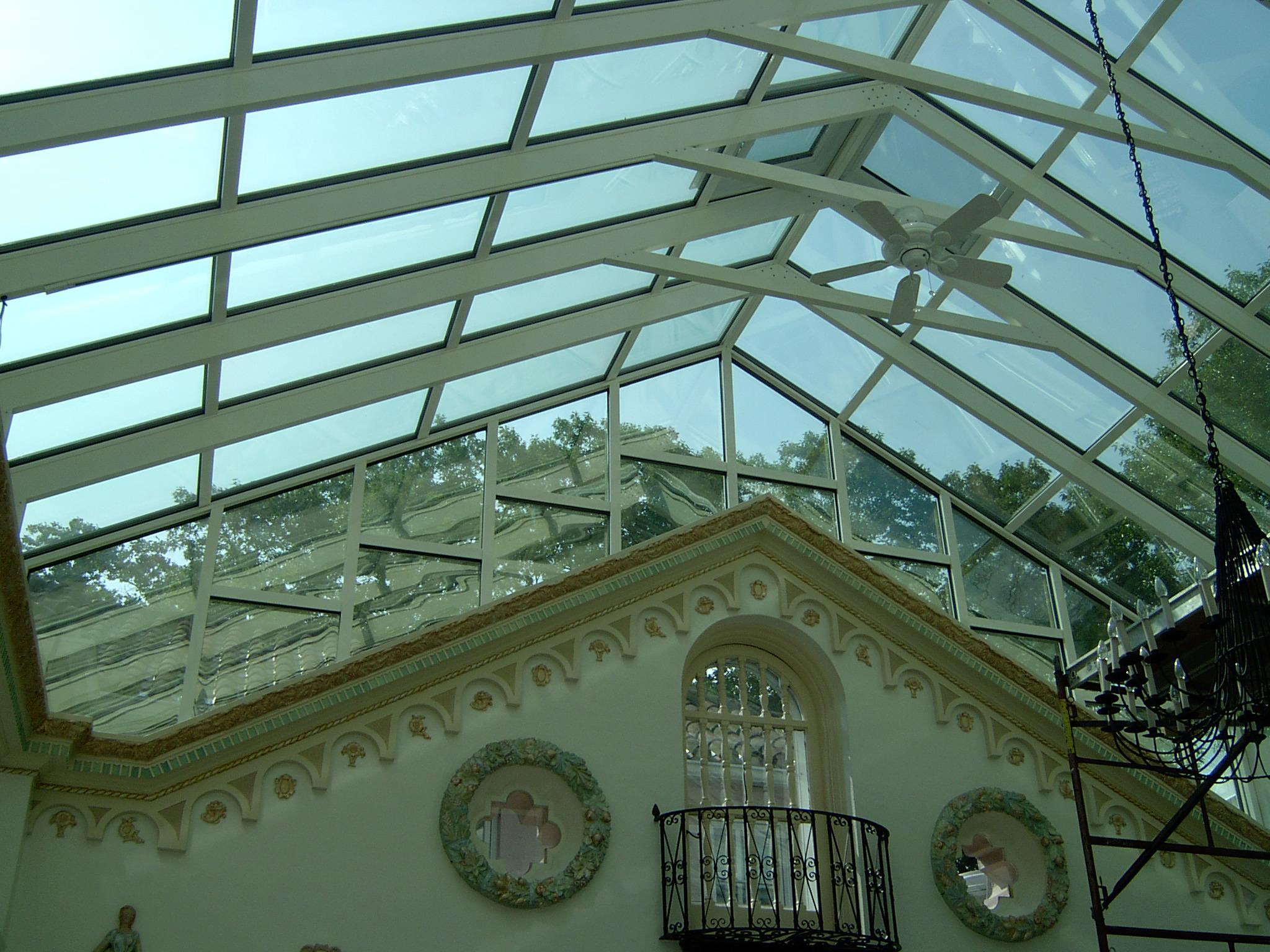 Skylights Canopies Photo Gallery